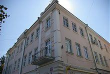 Північно-західний кут будівлі по Соборній 89 в Вінниці