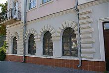 """Декор першого поверху """"Центру історії Вінниці"""""""