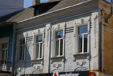 Другий поверх в стиле модерн будинку на Оводова 32