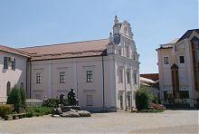 Курдонер колишнього єзуїтського конвікту в Вінниці