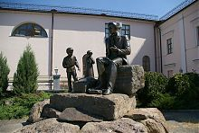 Пам'ятник Тарасу Шевченко в Вінниці