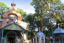 Притвор та дзвіниця Свято-Воскресенського храму