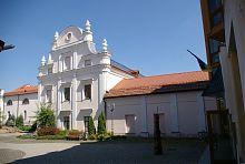 Західна захристія вінницького єзуїтського костелу