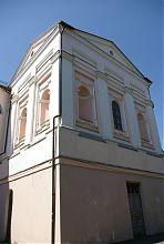 Східна каплиця костелу єзуїтського монастиря