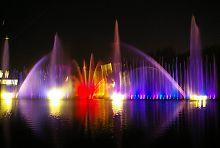 Водна соната головного вінницького фонтану