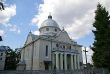 Богородчанська церква Івана Богослова