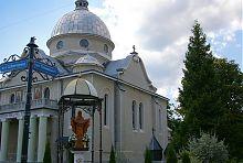 Образ Пресвятої Богородиці греко-католицького храму Богородчан