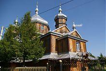 Солотвинська церква Різдва пресвятої Богородиці