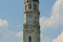 Ренесансний декор вежі снятинської ратуши