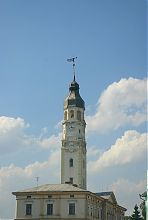 Вежа снятинського магістрату