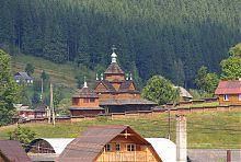 Ворохтянська церква Різдва пресвятої Богородиці