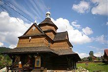Різдвяно-Богородицька церква в Ворохті