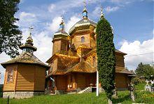 Нова церква Різдва пресвятої Богородиці Ворохти