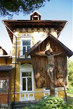 Сакральна пам'ятка Делятинського краєзнавчого музею