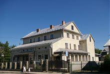 Монастир сестер-служебниць Непорочної Діви Марії в Надвірній