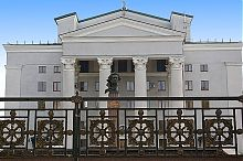 Донецкий бульвар Пушкина