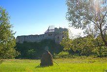 Пнівський замок Куропатвів