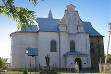 Троїцький костел в Надвірній