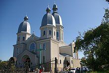 Надвірнянський собор Благовіщення Діви Марії