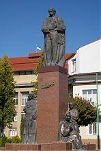 Надвірнянський пам'ятник Тарасу Шевченко