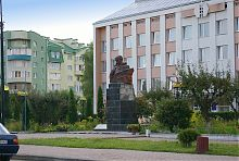 Богородчанський пам'ятник Т. Шевченкові
