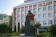Пам'ятник Тарасові Григоровичу Шевченку в Богородчанах