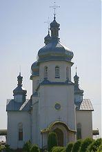 Цуцилівська церква Архістратига Михаїла
