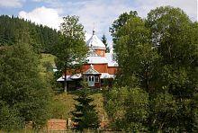 Церква святого пророка Іллі в Яблуниці