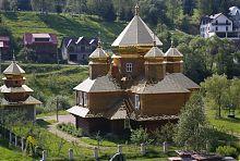 Церква святого Василя Великого в Яблуниці