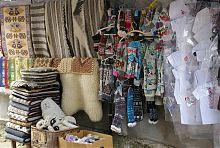 Товар етно-ринку в Яремче
