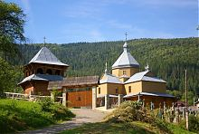 Греко-католицький комплекс Успіння Богородиці в Яремче
