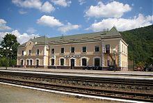 Залізнична станція Яремче (вокзал)