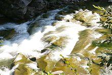 Яремчанський водоспад Пробій