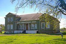 Панський будинок садиби Судермана в Зеленому