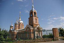 Собор Володимирської ікони Пресвятої Богородиці в Нововасилівці