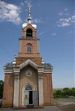 Дзвіниця церкви Володимирської ікони Пресвятої Богородиці
