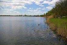 Озеро Ропне Слов'янського курорту