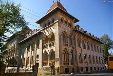 Чернівецький палац радників консисторії