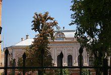 Верхній поверх Народного дому в Чернівцях