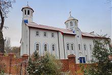 Собор святого митрополита Петра Могили в Маріуполі