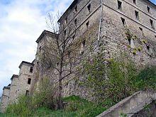 Южный корпус казарм Каменец-Подольской крепости