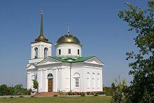 Приморська Троїцька церква
