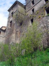 Ризаліт казарм Кам'янець-Подільської фортеці