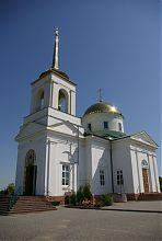 Дзвіниця Свято-Троїцького храму в Приморську