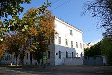 Західний корпус військового училища Полтави