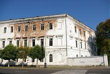 Східний кут комплексу військового училища в Полтаві