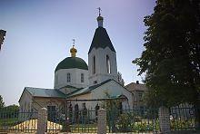 Церква Благовіщення Діви Марії в Благодатному