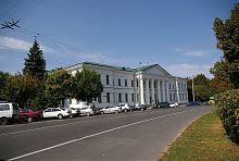Колишній полтавський поштамт Полтави