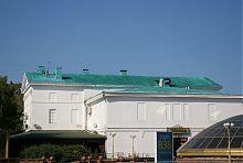 Східний фасад старого дозвільно-розважального центру Полтави