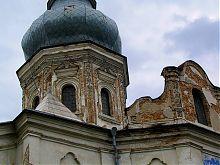 Купол переяслав-хмельницького Вознесенського собору
